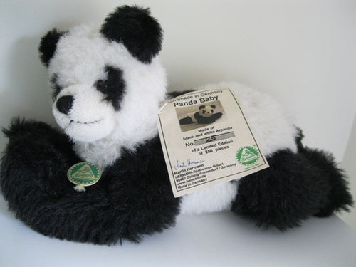 Herman Baby Panda Bear Alpaca Limited Edition