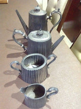 Art Deco silver plated Coffee Service