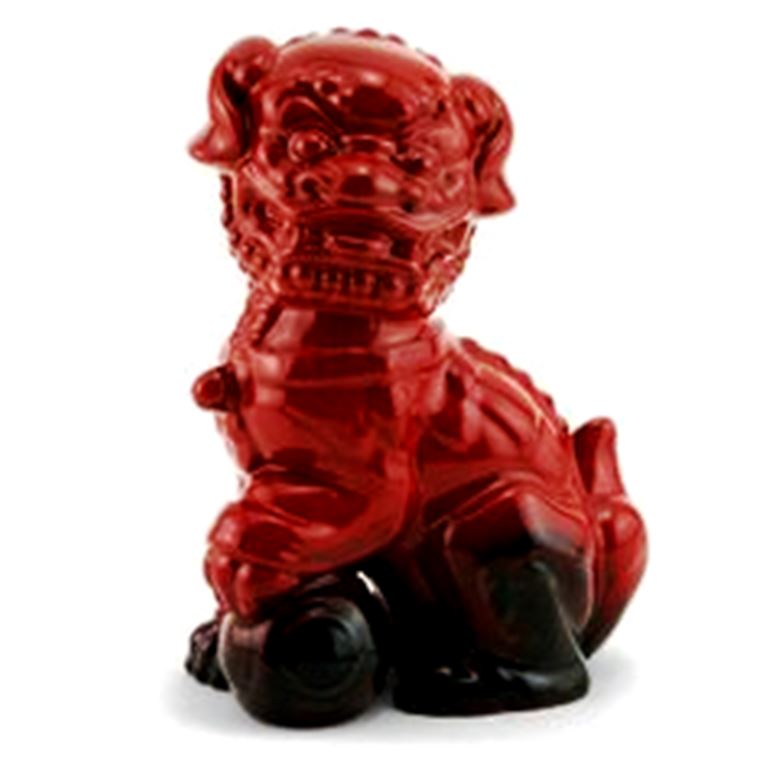 Royal Doulton Flambe Dog Of Fo