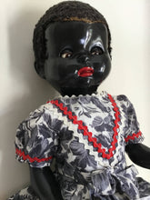 "Pedigree Hard Plastic Doll ""Mary Lou"" 1953 21"""