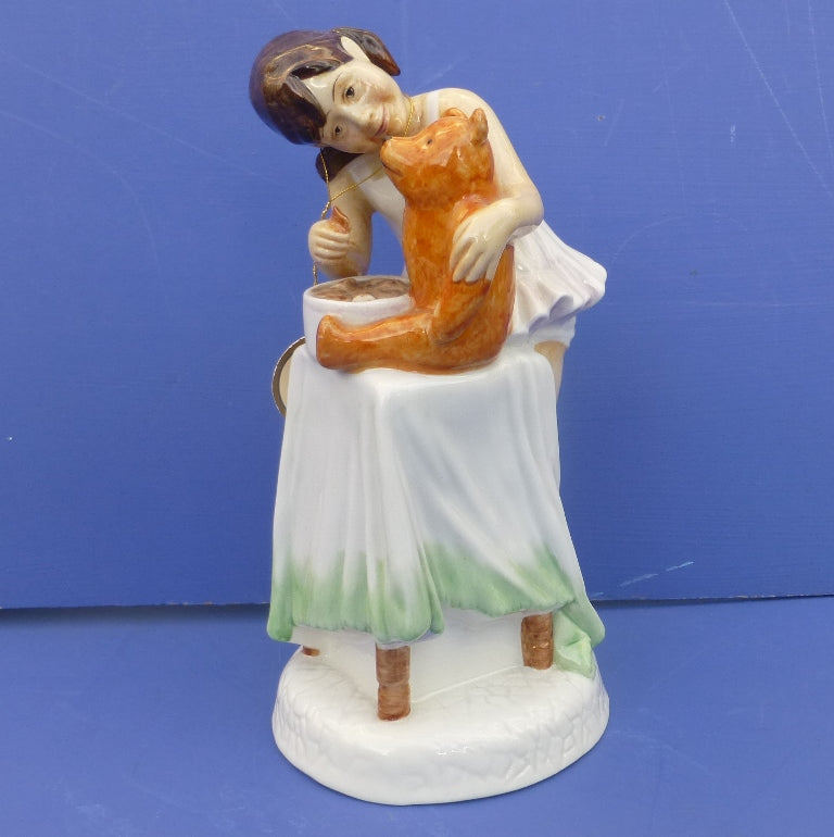Royal Doulton Childhood Days Figurine - And One For You HN2970