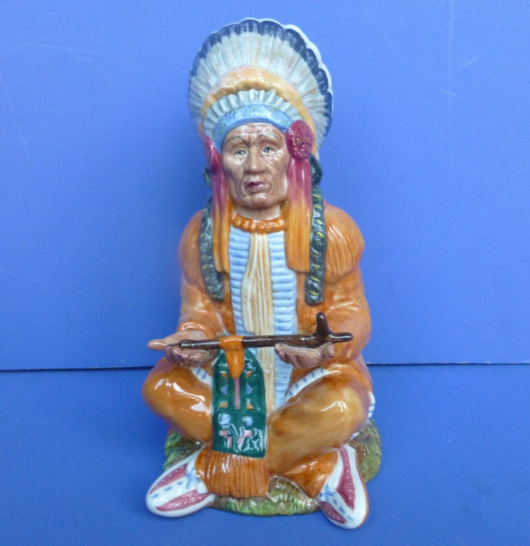 Royal Doulton Figurine - The Chief HN2892