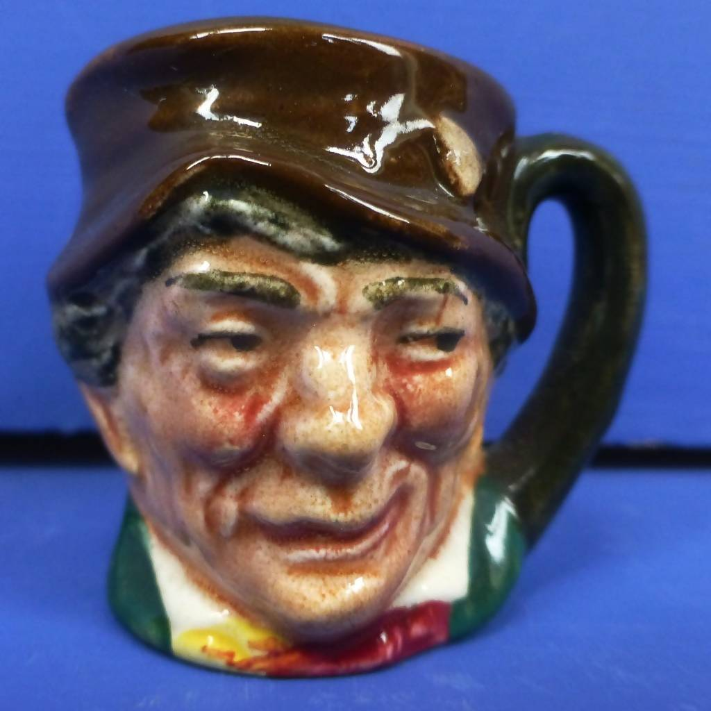Royal Doulton Tiny Character Jug - Paddy D6145