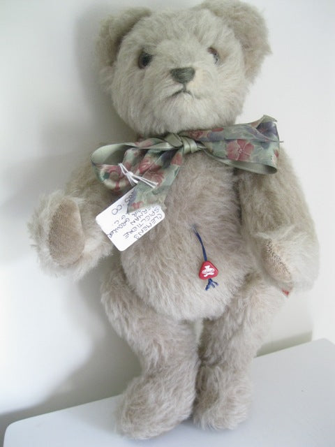 Clemens Spieltiere German Mohair Bear With Growler