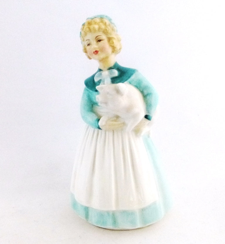 Royal Doulton Figurine - Stayed At Home HN2207