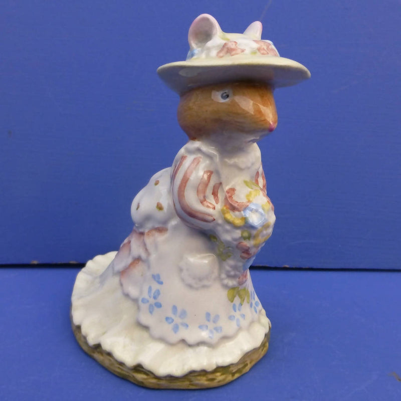 Royal Doulton Brambly Hedge Figurine - Poppy Eyebright DBH1 (Boxed)