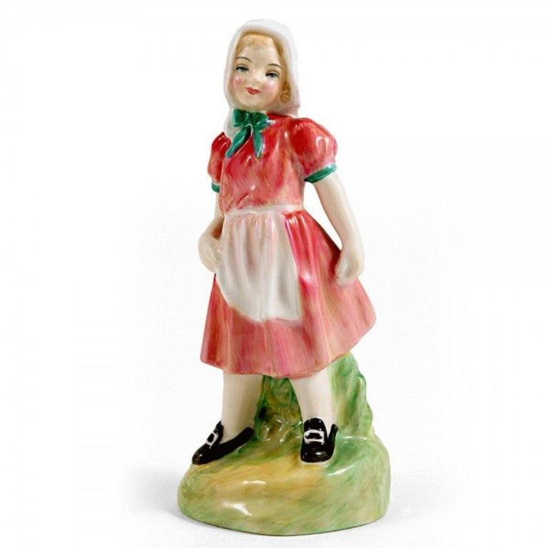 Royal Doulton Nursery Rhyme Figurine - Jill HN2061