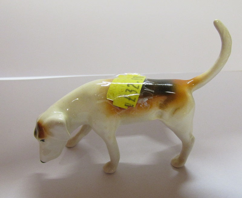 Beswick Hound Looking Down Left