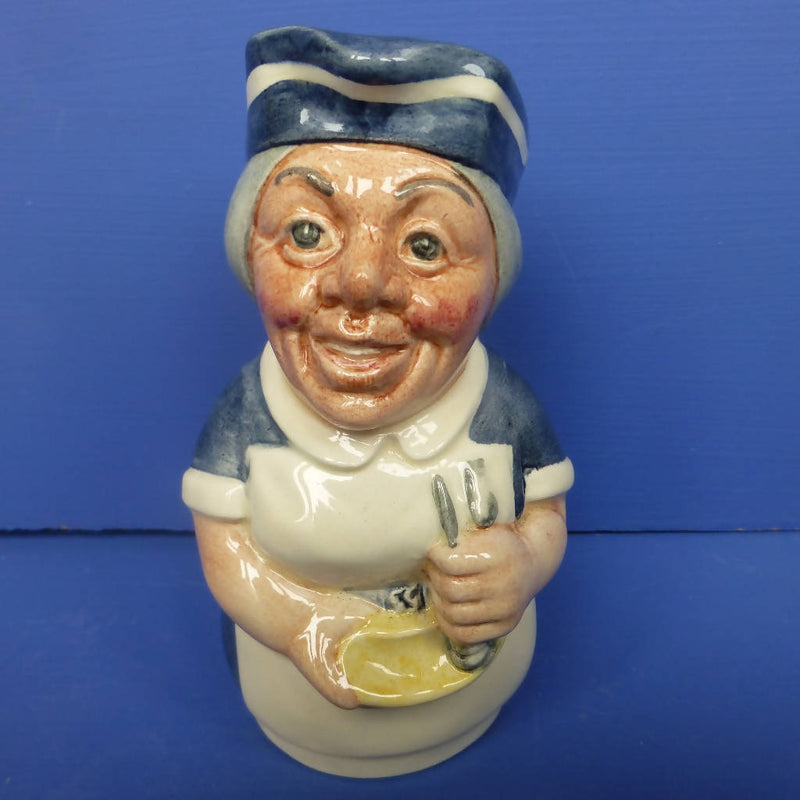 Royal Doulton Doultonville Toby Jug - Miss Nostrum the Nurse D6700