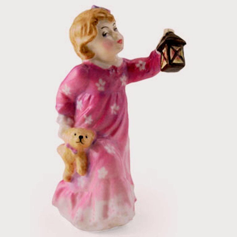 Royal Doulton Figurine - Time for Bed HN3762