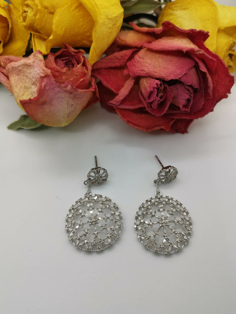 1ct Diamond Earrings