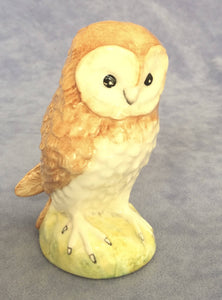 Beswick small barn owl model number 3273 1990-98