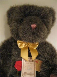 Hermann Teddy Bear Limited Edition 1000