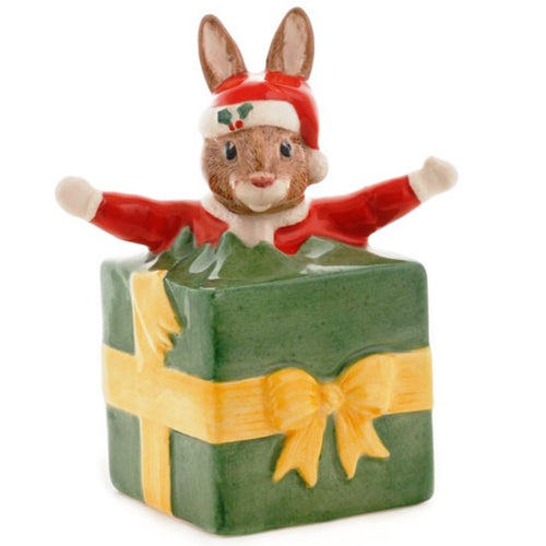 Royal Doulton Special Edition Bunnykins Santa's Helper DB192 (Boxed)