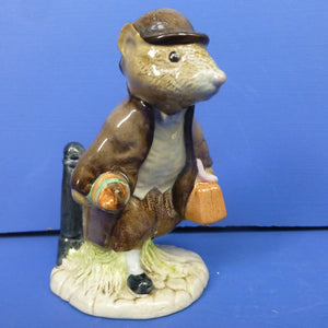 Beswick Beatrix Potter Figurine Johnny Townmouse With Bag (Signature Backstamp) BP4