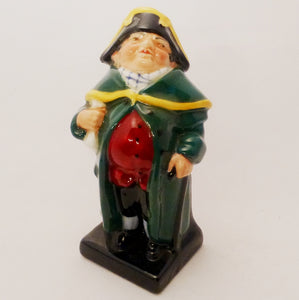 Royal Doulton Dickens Figurine - Bumble M76 (Bone China)