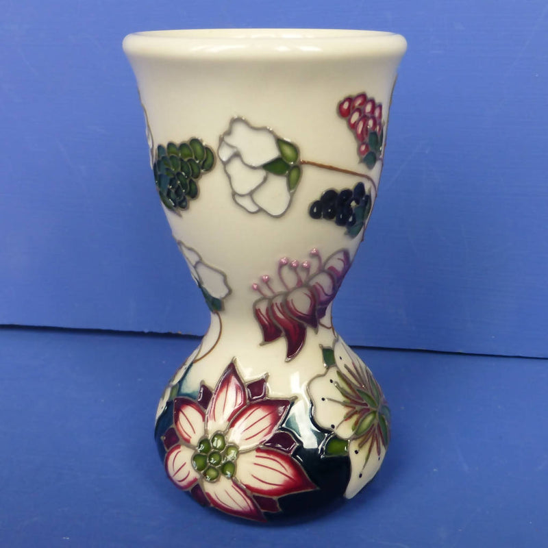 Moorcroft Vase Bramble Revisited By Alicia Amison