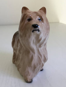 Beswick Yorkshire Terrier dog
