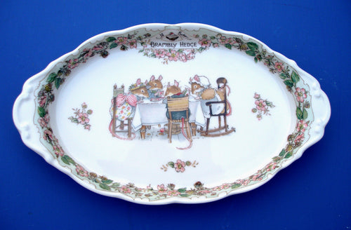 Royal Doulton Brambly Hedge Tea Service Regal Tray