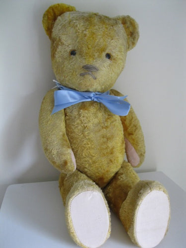 Art silk Plush Jointed Teddy 19