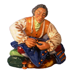 Royal Doulton Character Figurine - The Tailor HN2174