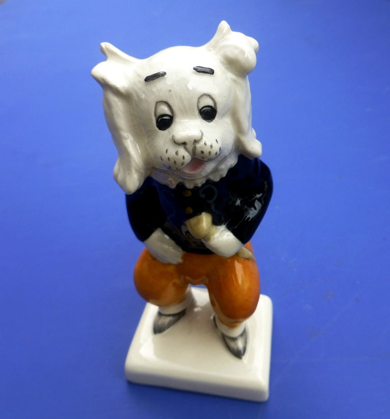 Beswick Storybook Rupert Figurine - Pong Ping Model No 2711 (Boxed)