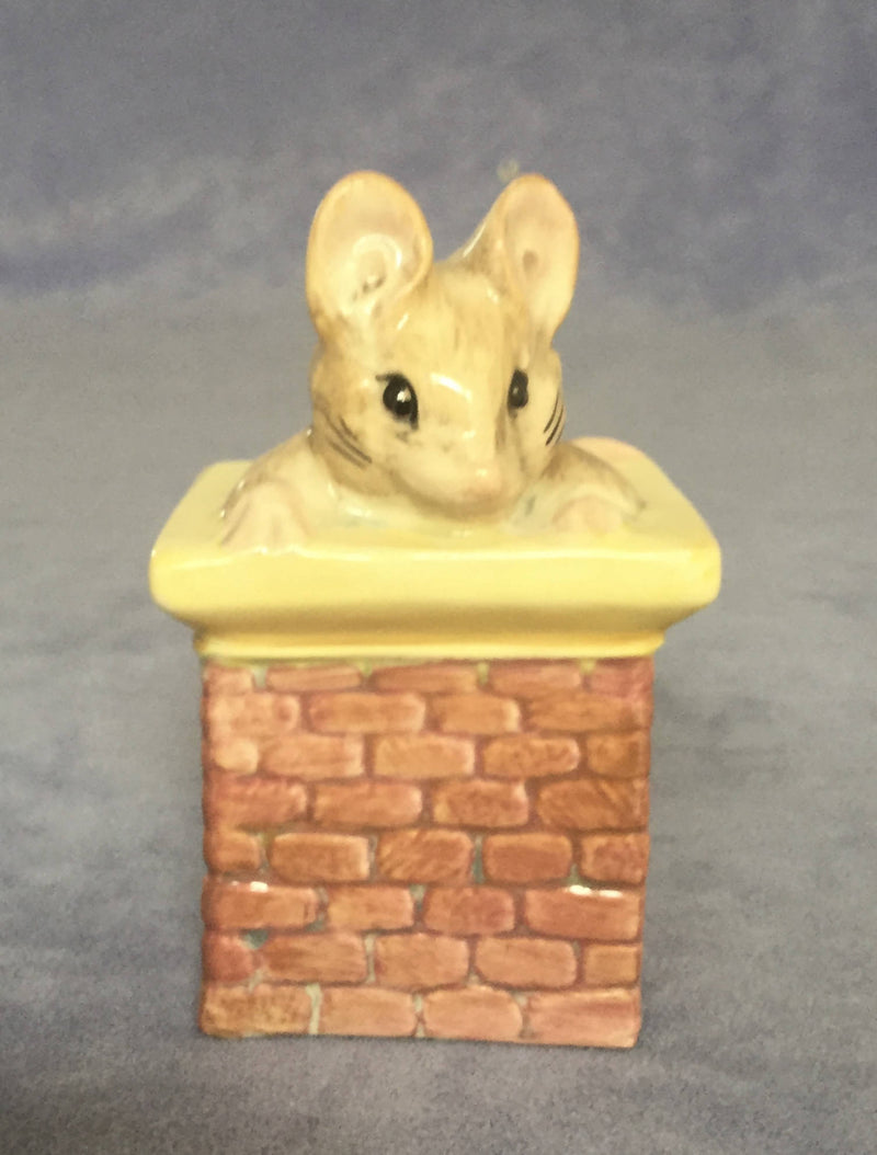 Royal Albert Beatrix Potter Mouse Figure Tom Thumb