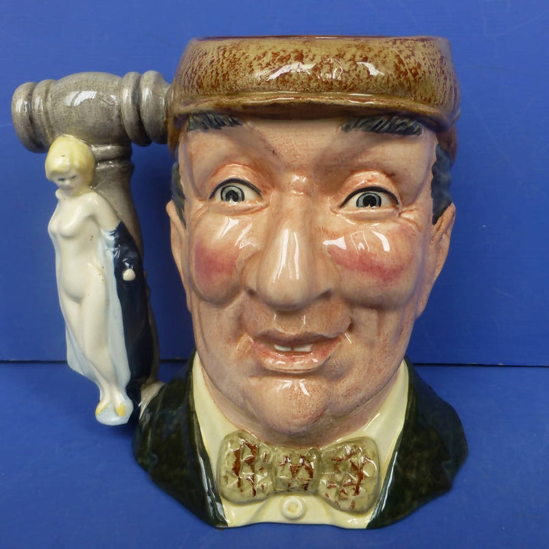 Royal Doulton Large Limited Edition Character Jug The Auctioneer D6838 (Boxed)