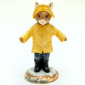 Royal Doulton Bunnykins Rainy Day DB147