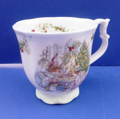 Royal Doulton Brambly Hedge Beaker Merry Midwinter