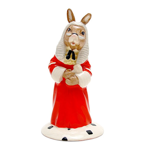 Royal Doulton Bunnykins Figurine Judge DB188 (Boxed)