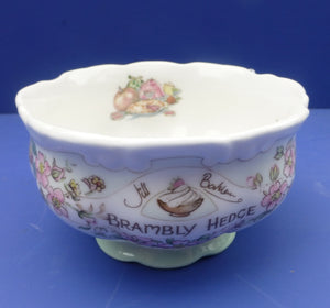 Royal Doulton Brambly Hedge Tea Service Sugar Bowl (Large)