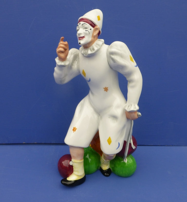 Royal Doulton Clown Figurine - The Joker HN2252