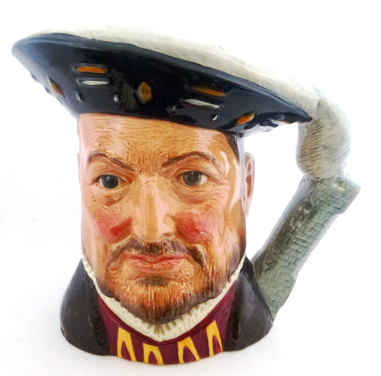 Royal Doulton Large Character Jug - King Henry VIII