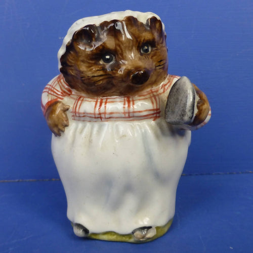 Beswick Beatrix Potter Figurine Mrs Tiggywinkle BP3A