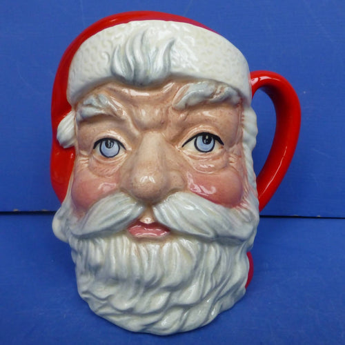 Royal Doulton Small Character Jug Santa Claus (Plain Handle) D6705