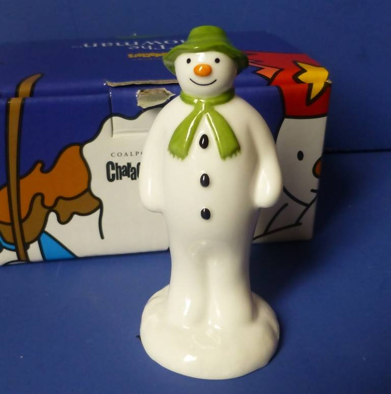 Coalport Miniature Snowman - The Snowman (Boxed)