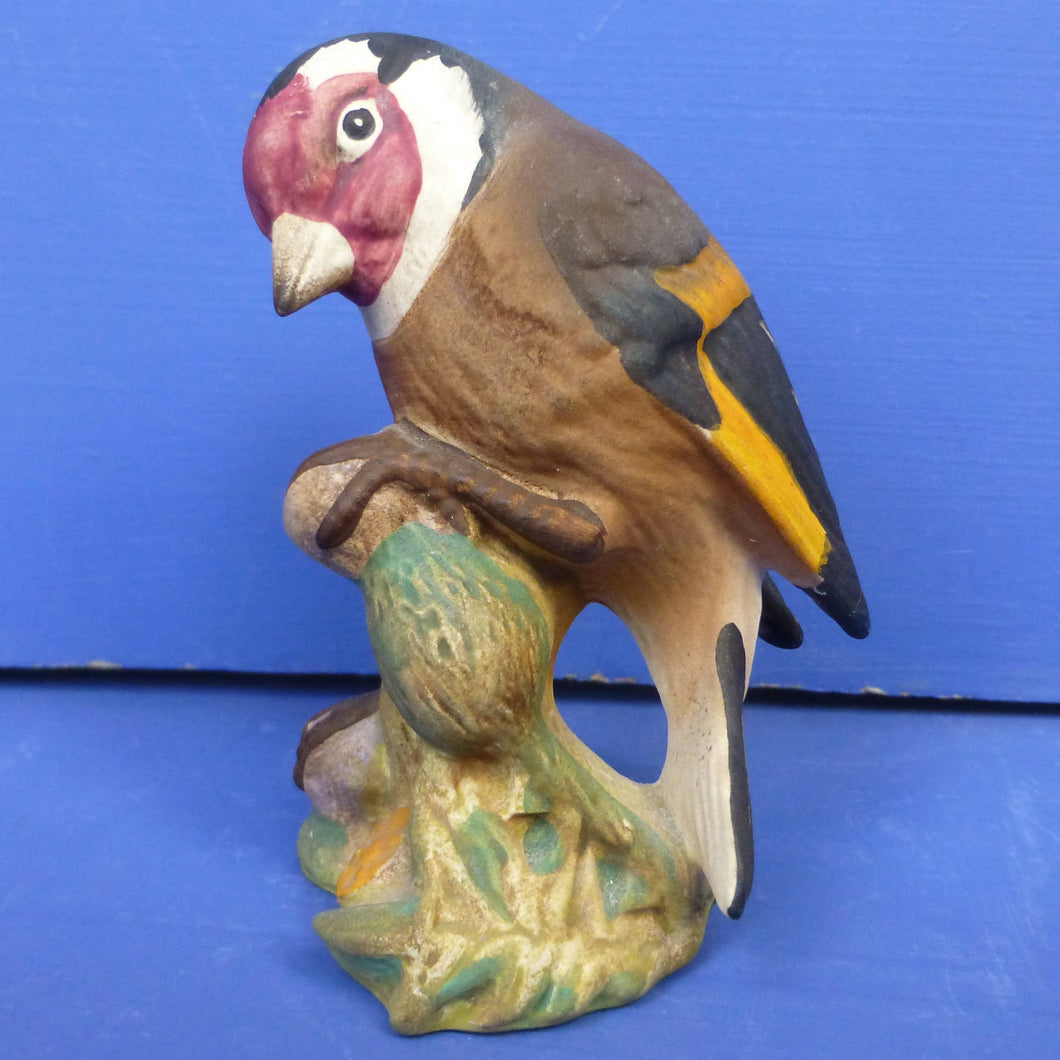 Beswick Bird - Goldfinch Model No 2273 (Matt)