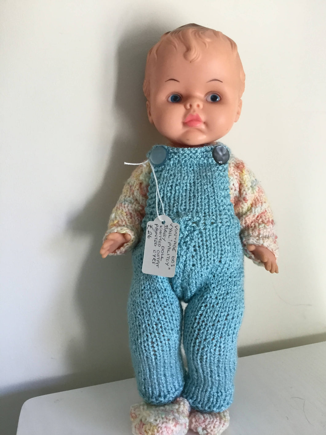 Vintage Palitoy Baby Doll. 1960's. 12""