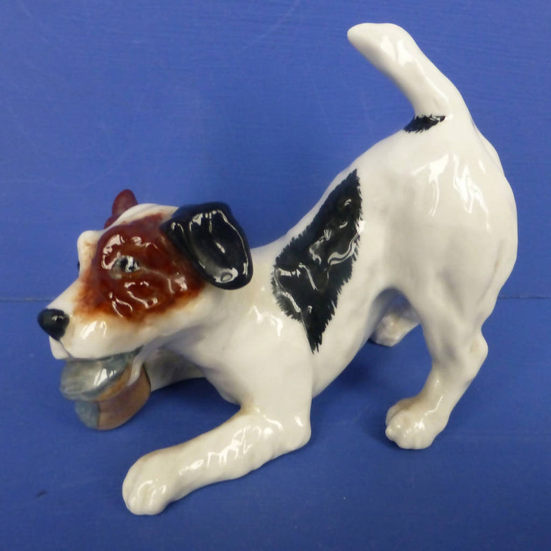 Royal Doulton Character Dog With Slipper HN2654