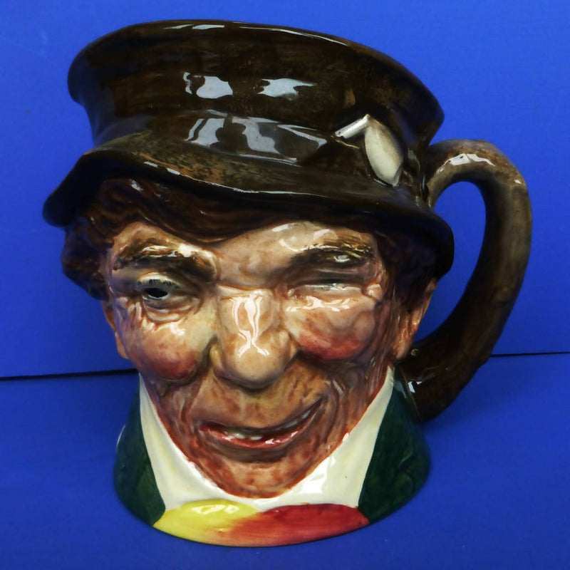 Royal Doulton Large Musical Character Jug Paddy D5887