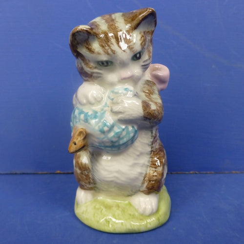 Beswick Beatrix Potter Figurine - Miss Moppet BP3B