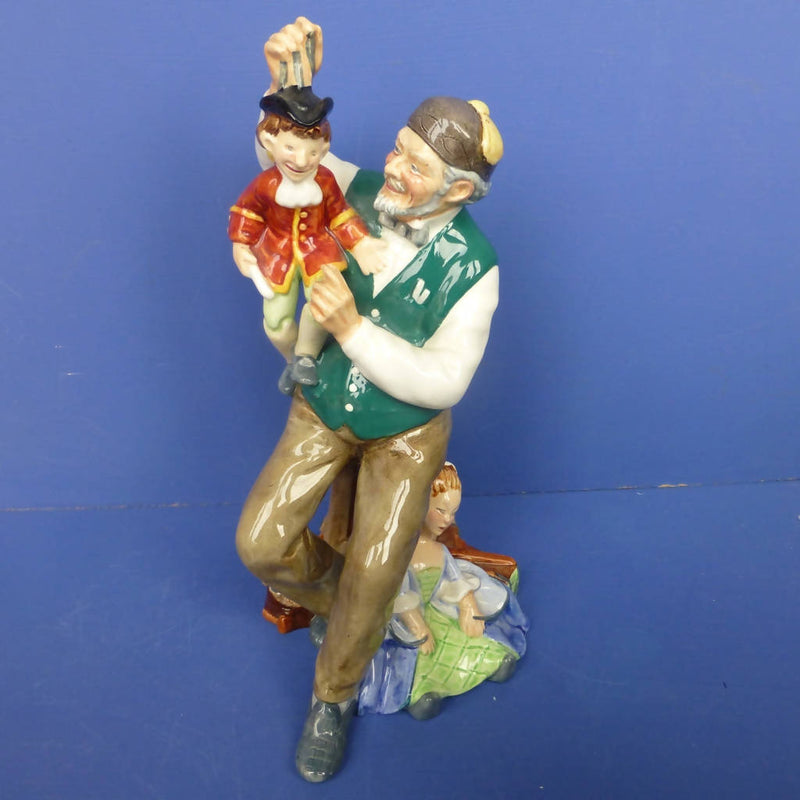 Royal Doulton Character Figurine - The Puppetmaker HN2253