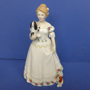 Royal Doulton Figurine Take Me Home HN3662 (Boxed)
