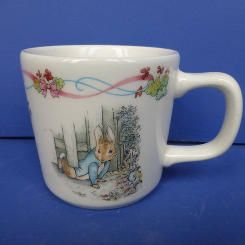 Wedgwood Peter Rabbit Christening Mug