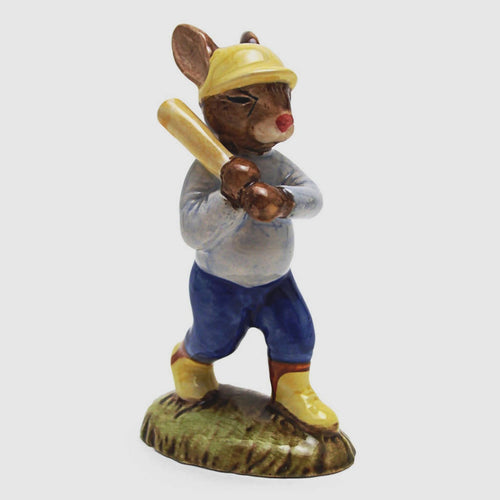 Royal Doulton Bunnykins Figurine - Home Run DB43