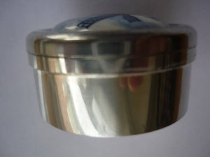 A Royal Dutch Pewter Trinket Pot
