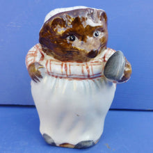 Beswick Beatrix Potter Figurine - Mrs Tiggywinkle (Beswick Signature Backstamp) BP4