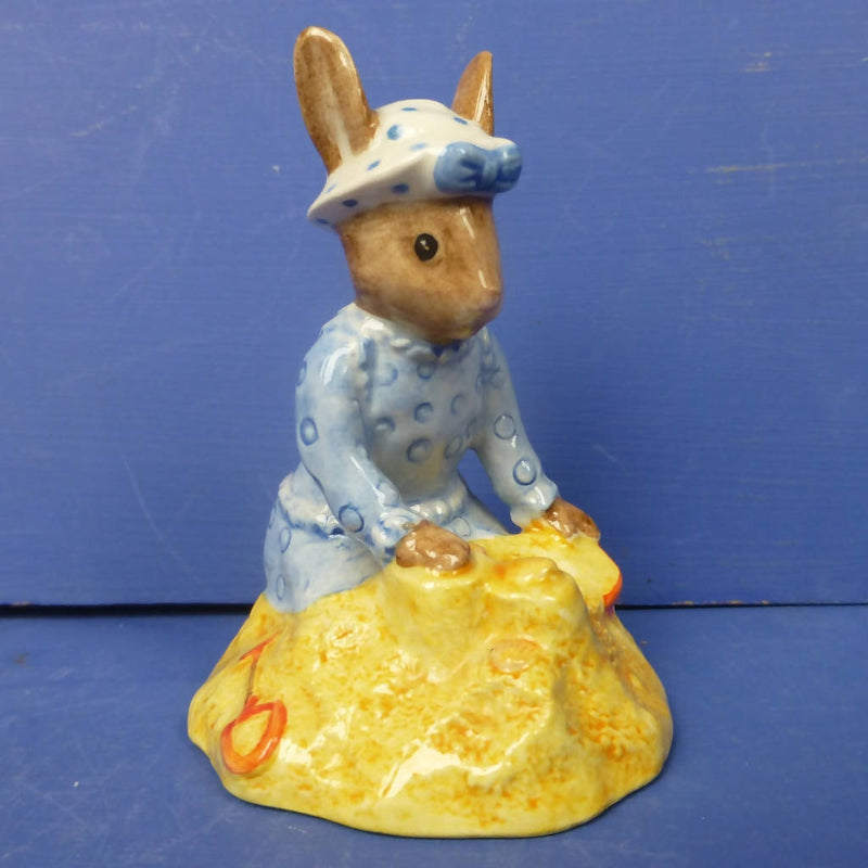 Royal Doulton Bunnykins of the Year 1998 - Seaside DB177 (Boxed)