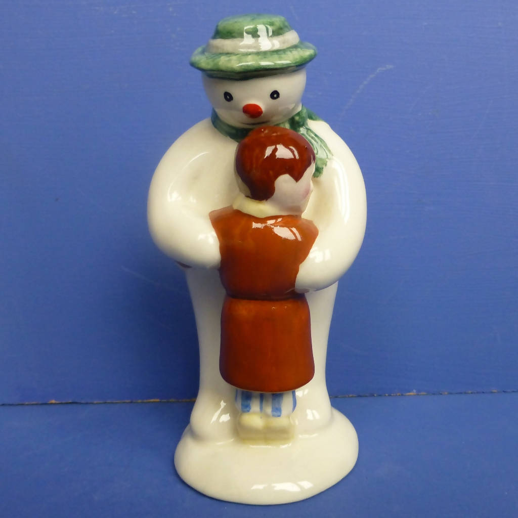 Royal Doulton Snowman Figurine - Thank You DS4